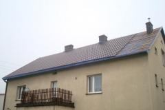 Wymiana dachu Ledziny blachodachowka 01