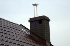Wymiana dachu Ledziny blachodachowka 04