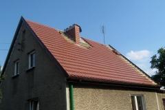 Wymiana dachu Gliwice dachowka karpiowka 01