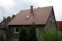 Wymiana dachu Gliwice dachowka karpiowka 03