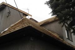 Dekarz Katowice - wymiana dachu styropapa i dachówka marsylka - 23