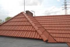 Dekarz Katowice - wymiana dachu styropapa i dachówka marsylka - 30
