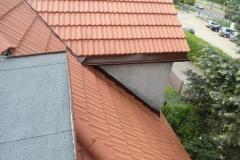 Dekarz Katowice - wymiana dachu styropapa i dachówka marsylka - 31