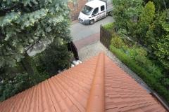 Dekarz Katowice - wymiana dachu styropapa i dachówka marsylka - 32