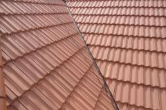 Dekarz Katowice - wymiana dachu styropapa i dachówka marsylka - 33