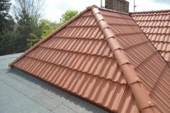 Dekarz Katowice - wymiana dachu styropapa i dachówka marsylka - 36