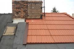 Dekarz Katowice - wymiana dachu styropapa i dachówka marsylka - 39