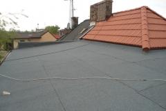 Dekarz Katowice - wymiana dachu styropapa i dachówka marsylka - 43