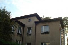 Naprawa dachu Chorzów - pokrycie papa termozgrzewalna - 01