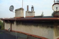 Naprawa dachu Chorzów - pokrycie papa termozgrzewalna - 06