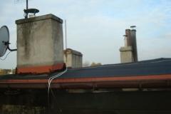 Naprawa dachu Chorzów - pokrycie papa termozgrzewalna - 07