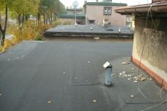 Naprawa dachu Chorzów - pokrycie papa termozgrzewalna - 08