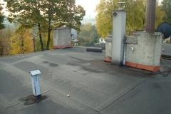 Naprawa dachu Chorzów - pokrycie papa termozgrzewalna - 10