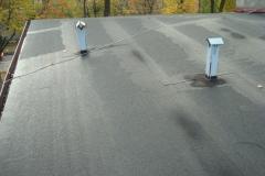 Naprawa dachu Chorzów - pokrycie papa termozgrzewalna - 11