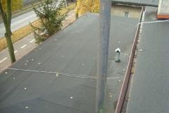 Naprawa dachu Chorzów - pokrycie papa termozgrzewalna - 12