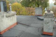 Naprawa dachu Chorzów - pokrycie papa termozgrzewalna - 13