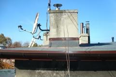 Naprawa dachu Chorzów - pokrycie papa termozgrzewalna - 18
