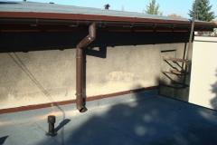 Naprawa dachu Chorzów - pokrycie papa termozgrzewalna - 19