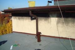 Naprawa dachu Chorzów - pokrycie papa termozgrzewalna - 20