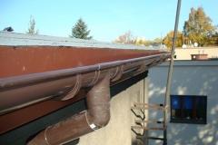 Naprawa dachu Chorzów - pokrycie papa termozgrzewalna - 21