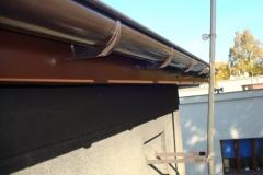Naprawa dachu Chorzów - pokrycie papa termozgrzewalna - 22