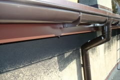 Naprawa dachu Chorzów - pokrycie papa termozgrzewalna - 24