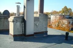 Naprawa dachu Chorzów - pokrycie papa termozgrzewalna - 25
