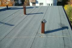 Naprawa dachu Chorzów - pokrycie papa termozgrzewalna - 26