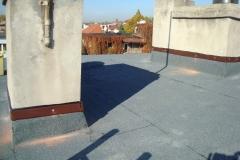 Naprawa dachu Chorzów - pokrycie papa termozgrzewalna - 27