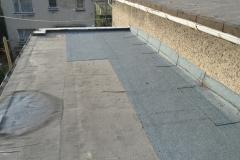 Naprawa i ocieplenie dachu Katowice - pokrycie styropapa - 10