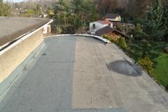 Naprawa i ocieplenie dachu Katowice - pokrycie styropapa - 12