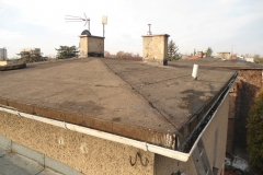 Naprawa i ocieplenie dachu Katowice - pokrycie styropapa - 13
