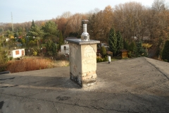 Naprawa i ocieplenie dachu Katowice - pokrycie styropapa - 14