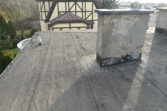 Naprawa i ocieplenie dachu Katowice - pokrycie styropapa - 15