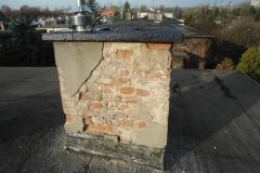 Naprawa i ocieplenie dachu Katowice - pokrycie styropapa - 16