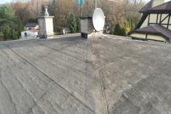Naprawa i ocieplenie dachu Katowice - pokrycie styropapa - 17