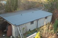 Naprawa i ocieplenie dachu Katowice - pokrycie styropapa - 19