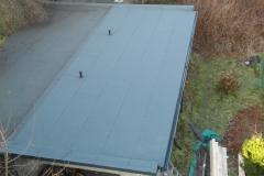 Naprawa i ocieplenie dachu Katowice - pokrycie styropapa - 20