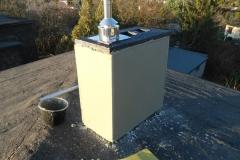 Naprawa i ocieplenie dachu Katowice - pokrycie styropapa - 22
