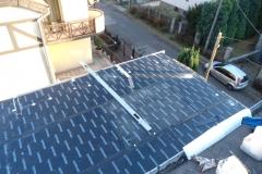 Naprawa i ocieplenie dachu Katowice - pokrycie styropapa - 23