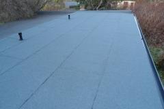 Naprawa i ocieplenie dachu Katowice - pokrycie styropapa - 26