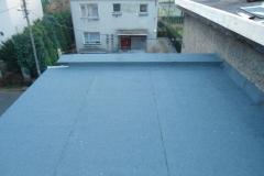 Naprawa i ocieplenie dachu Katowice - pokrycie styropapa - 29