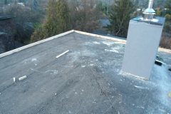 Naprawa i ocieplenie dachu Katowice - pokrycie styropapa - 31