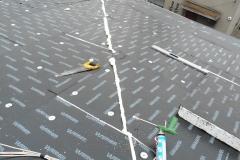 Naprawa i ocieplenie dachu Katowice - pokrycie styropapa - 34