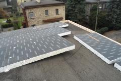 Naprawa i ocieplenie dachu Katowice - pokrycie styropapa - 37