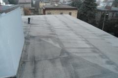 Naprawa i ocieplenie dachu Katowice - pokrycie styropapa - 39