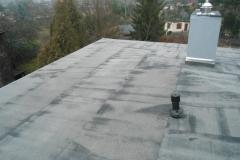 Naprawa i ocieplenie dachu Katowice - pokrycie styropapa - 40