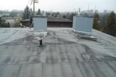 Naprawa i ocieplenie dachu Katowice - pokrycie styropapa - 42