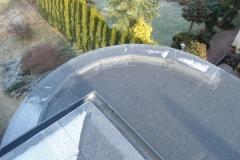 Naprawa i ocieplenie dachu Katowice - pokrycie styropapa - 44