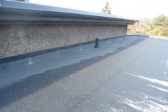 Naprawa i ocieplenie dachu Katowice - pokrycie styropapa - 46